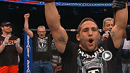 Lightweight Myles Jury and featherweight Chad Mendes discuss their memorable victories at UFC on FOX 7.