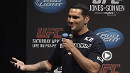 Watch the UFC Fight Club Q&amp;A with middleweight contender Chris Weidman.