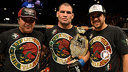 It's a night of heavy hands and heavy stakes, as Cain Velasquez, Antonio 'Bigfoot' Silva, Junior dos Santos and Mark Hunt invade Las Vegas for UFC 160.