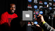 UFC 159 media day at The Theater at Madison Square Garden on April 25, 2013 in New York City.  (Photo by Josh Hedges/Zuffa LLC/Zuffa LLC via Getty Images)