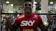 UFC on FX 8 headliner Vitor Belfort has recently found a new home with the Blackzilians in South Florida. Go inside his home and his training camp to see why the middleweight contender is so energized.