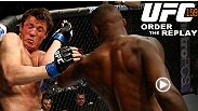 It was a night marked by jaw-dropping finishes and one championship performance. Order the UFC 159 replay on UFC.tv to see it all again from any camera angle you choose.