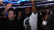 From pre-gaming to post-fight interviews, get an all-access look at the action inside Newark's Prudential Center for UFC 159: Jones vs. Sonnen.