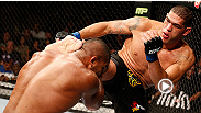 With size, strength and power, Antonio 'Bigfoot' Silva is an enormous fighter with a great ground and pound game. Alistair Overeem, one of the most intimidating fighters in the UFC, will have to battle his Brazilian jiu-jitsu to move up in the division.
