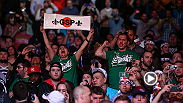 A big THANK YOU to all the UFC fans out there for making us the fastest-growing sport in the world.