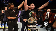 """I'm keeping this belt for a long time."" Heavyweight champion Cain Velasquez plans to use his quickness to defeat Antonio 'Bigfoot' Silva in their main event matchup at UFC 160."