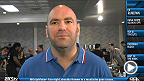 Dana White à l'émission Inside MMA