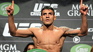 Rafael Dos Anjos shows off some slick transitions before submitting terry Etim with an armbar at UFC 112.