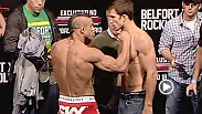 Watch the official weigh-in for UFC on FX 8: Belfort vs. Rockhold.