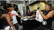 Celebrate your passion for the Ultimate Fighting Championship - UFC Fan Expo 2013 July 5 and 6 in Las Vegas. Info and tickets at UFCFanExpo.com
