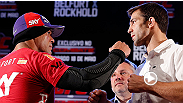 Hear the best soundbites from Vitor Belfort, Luke Rockhold, Jacare Souza and Chris Camozzi at the UFC on FX 8 pre-fight press conference.