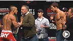 UFC on FX 8: Belfort vs. Rockhold Weigh-in Highlight