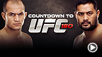 Heavyweight power vs. speed - see the dangerously hard-hitting Mark Hunt take on the lightning-fast hands of Junior Dos Santos at UFC 160.