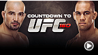 Les mi-lourds Glover Teixeira et James Te Huna s&#39;affronteront dans l&#39;Octogone lors de l&#39;UFC 160.
