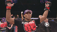 Former Strikeforce middleweight champion Ronaldo &#39;Jacare&#39; Souza discusses his Submission of the Night win over Chris Camozzi at UFC on FX 8.