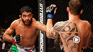 Rafael Natal defeated João Zeferino on just two weeks' notice at UFC On FX: Belfort vs Rockhold. Natal spoke with FUEL TV's Heidi Androl after his strong performance against a solid opponent.