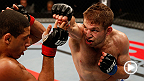 Nik Lentz won his second consecutive fight in Brazil, defeating Hacran Dias at UFC On FX: Belfort vs Rockhold. Lentz spoke with FUEL TV's Heidi Androl about his big win and what he plans on doing next in his UFC career.