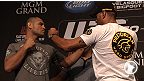 "UFC heavyweight champion Cain Velasquez and challenger Antonio ""Bigfoot"" Silva are both bringing everything they've got to Saturday's main event."