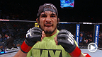 UFC 160: Dennis Bermudez and Mike Pyle Post-Fight Highlights