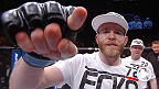 UFC 160: TJ Grant, intervista post match