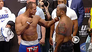 Watch the official weigh-in for UFC 160.