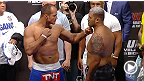 Watch the official weigh-in for UFC 160 on Friday, May 24, 2013 at 7pm ET/4pm PT.
