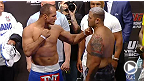 UFC 160: Official Weigh-in