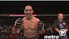 James Te Huna unleashes an arsenal of strikes on Aaron Rosa in the move of the week.
