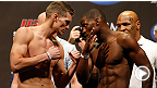 Watch 3 prelims live on Saturday at 6:30/3:30PM ET/P - Stephen Thompson vs Nah-Shon Burrell, Brian Bowles vs George Roop, and Jeremy Stephens vs Estevan Payan
