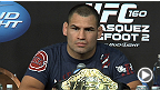 Watch highlights from the UFC 160 post-fight press conference, featuring Cain Velasquez, Junior dos Santos, Dana White, and more.