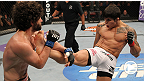 Erick Silva vs. Charlie Brenneman: Submission of the Week