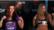 Women's bantamweight champion Ronda Rousey and opposing TUF 18 coach Miesha Tate talk about the significance of their rivalry as sparking the growth in women's MMA fighting.