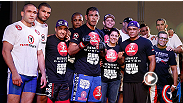UFC on FUEL TV 10 headliners Minotauro Nogueira and Fabricio Werdum both bring solid training camps and title hopes into their June 8 main event.