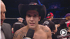 UFC on FUEL TV 10: Arantes and Assuncao, interviste post match