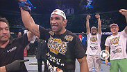 "Heavyweight contender Fabricio Werdum pays tribute to the Fortaleza crowd and his opponent Minotauro Nogueira after submitting ""Big Nog"" on his quest toward a UFC title shot."