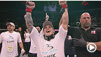 UFC on FUEL TV 10: Jason and Sarafian Post-Fight Interviews