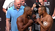 Watch the official weigh-in for UFC 161, live on Friday, June 14, 2013 at 5pm ET/2pm PT.