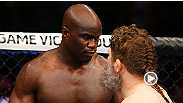 A veteran of nearly seven years in the UFC, Cheick Kongo has stood the test of time; the French fighting pioneer now faces Roy Nelson, a jiu-jitsu black belt who has transformed into the most feared KO artist in the division.