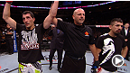 UFC 161: Sean Pierson e Roland Delorme, interviste post match