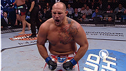 Heavyweight Shawn Jordan gets a first-round knockout victory over his fellow LSU alum.  Hear what Jordan has to say about his victory and his opponent Pat Barry.