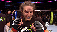 Women's bantamweight Alexis Davis enjoys her UFC debut in her home country with an unanimous decision victory over her opponent. Listen to Davis talk about her fight at UFC 161.