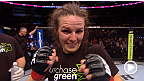 UFC 161: Alexis Davis Post-Fight Interview