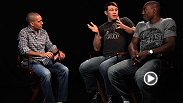 UFC light heavyweights Forrest Griffin and Phil Davis talk about what it means to be the in UFC in the era of social media and oversharing fans.