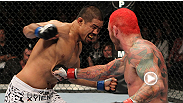 UFC middleweight Mark Munoz recounts the bout that reshaped his career and his confidence - his UFC 138 main event war with Chris Leben.