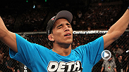 Not content to be known as a jiu-jitsu specialist, UFC featherweight Charles Oliveira asked to fight the best. Now he'll need all of his skills to take on former champion Frankie Edgar.