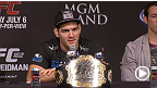 UFC 162: Post-fight Press Conference