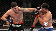 Anderson Silva is the greatest fighter to ever perform in the Octagon; Chris Weidman is the perfect man to end his reign. Watch what happens Saturday night at UFC 162: Silva vs. Weidman.
