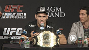 Check out highlights from the UFC 162 post-fight press conference, featuring Chris Weidman, Anderson Silva, Dana White and more.