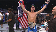 Middleweight contender Chris Weidman knocks out former champ, Anderson Silva, ending Silva's reign and earning the title of UFC middleweight champion.