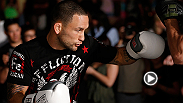 Former champion Frankie Edgar has proven his durability and heart in seven straight five-round title fights. Now highly-technical Charles Oliveira will get three rounds to deliver on his potential and make a name for himself in the division.